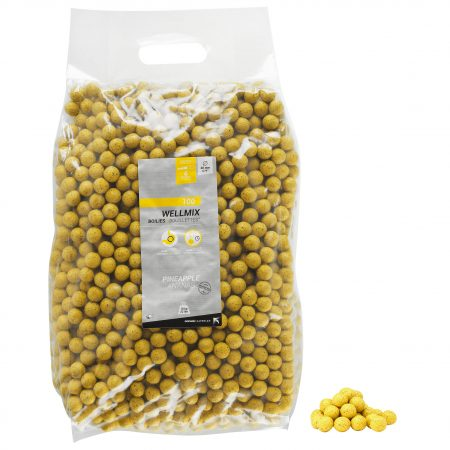 Boilies Wellmix ananas 10 kg